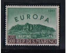 1961 - LOTTO/2643 -  SAN MARINO - EUROPA 1v. NUOVO