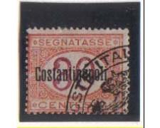 COSTANTINOPOLI - 1922 - LOTTO/3021 - SEGNATASSE 30 CENTESIMI