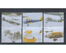 1999 - LOTTO/POR2329 - PORTOGALLO - 75° AERONAUTICA 6v.