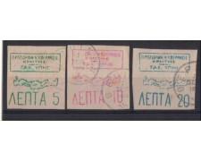 1905 - LOTTO/3065  - CRETA - EMISSIONE DEGLI INSORTI