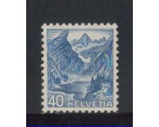1948 - LOTTO/3076 - SVIZZERA - 40c. VEDUTE - NUOVO