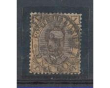 1889 - LOTTO/REG48U - REGNO - 1 LIRA UMBERTO I° - USATO