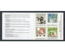 1993 - LOTTO/3274 - FINLANDIA - NORDIA 93 LIBRETTO