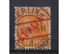 1949 - LOTTO/3437 - BERLINO - 25p. OCRA