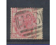 1873 - LOTTO/3540 - GRAN BRETAGNA - 3p ROSA - TAV. 11