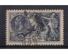 1934 - LOTTO/3561 - GRAN BRETAGNA - 10 SCELLINI - USATO