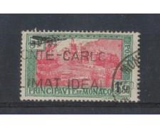 1933 - LOTTO/8543U - MONACO - POSTA AEREA