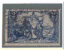 1902 - LOTTO/3645 - GERMANIA-  2 MARCHI I° TIPO
