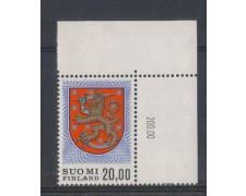 1978 - LOTTO/3670 - FINLANDIA - 20m. STEMMA