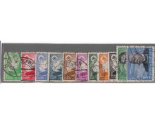 1934 - LOTTO/3679 - GERMANIA REICH - POSTA AEREA