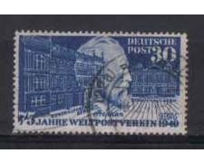 1949 - LOTTO/3685 - GERMANIA FEDERALE - 30p. U.P.U. - USATO