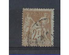 1898/900 - LOTTO/FRA105U - FRANCIA - 2 Fr. BISTRO