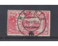1905 - LOTTO/3724 - SPAGNA - 40c. DON CHISCIOTTE