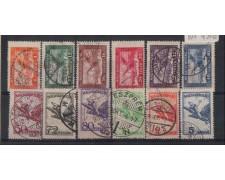 1927/30 - LOTTO/3730 - UNGHERIA - POSTA AEREA