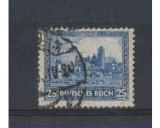 1930 - LOTTO/3769 - GERMANIA REICH - 25+10p. BENEFICENZA