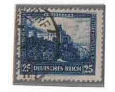 1931 - LOTTO/3770 - GERMANIA REICH - CASTELLO DI HELDEMBERG