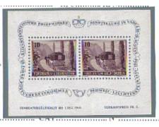 1946 - LOTTO/3995 - LIECHTENSTEIN - ESPOSIZ. FILATELICA FOGLIETT