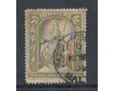 1899 - LOTTO/3996 - MALTA - 2/6 OLIVA.