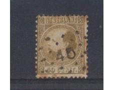 1867 - LOTTO/4007A - OLANDA - 50c. ORO - USATO