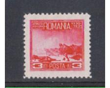 1931 - LOTTO/4125 - ROMANIA - 3 LEI 50° DEL REGNO - TL