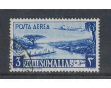 1950 - LOTTO/4138 - SOMALIA AFIS - 3 LIRE POSTA AEREA