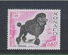 1975 - LOTTO/4371 - MONACO - ESPOSIZIONE CANINA 1v.