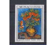 1976 - LOTTO/4374 - MONACO - ESPOSIZIONE FLOREALE 1v.