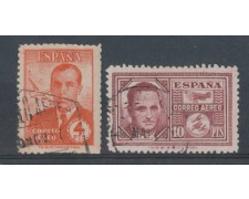 1945 - LOTTO/4401 - SPAGNA - POSTA AEREA EROI AVIAZIONE