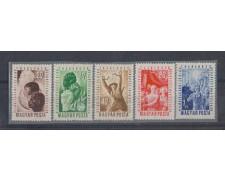 1949 - LOTTO/4405 - UNGHERIA - FESTIVAL GIOVANI