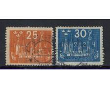 1924 - LOTTO/4439 - SVEZIA - CONGRESSO U.P.U