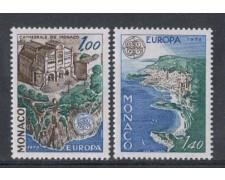 1978 - LOTTO/4497 - MONACO - EUROPA MONUMENTI.