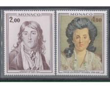 1976 - LOTTO/4498 - MONACO - RITRATTI DI PRINCIPI