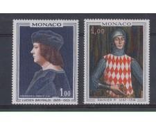 1967 - LOTTO/4564 - MONACO - RITRATTI DI PRINCIPI