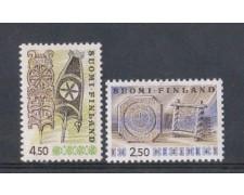 1976 - LOTTO/4950 - FINLANDIA - ARTE POPOLARE