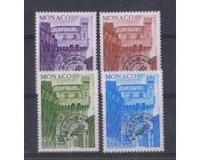1976 - LOTTO/4961 - MONACO - PREANNULLATI 4v.