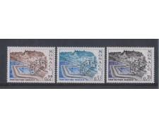 1969 - LOTTO/4962 - MONACO - PREANNULLATI 3v.