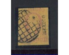 1861 - LOTTO/4975 - MESSICO - 4 REALES