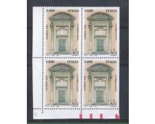 1999 - LOTTO/5029 - REPUBBLICA - 1400  L. GIUBILEO