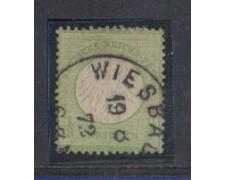 1872 - LOTTO/5115 - GERMANIA IMPERO - 1/3g. VERDE