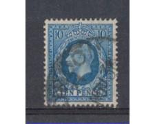 1934 - LOTTO/5199 - GRAN BRETAGNA - 10p. AZZURRO - USATO