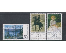 1978 - LOTTO/5269 - GERMANIA FEDERALE - QUADRI