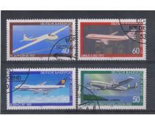 1980 - LOTTO/5330 - GERMANIA FEDERALE - STORIA DELL'AERONAUTICA