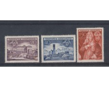 1949 - LOTTO/5583 - LIECHTENSTEIN - ANNESSIONE 3v.