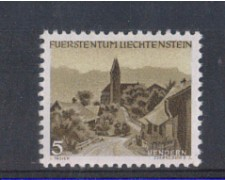 1949 - LOTTO/5585 - LIECHTENSTEIN - 5r. VEDUTA