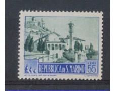 1949 - LOTTO/5655 - S.MARINO - 55 LIRE PAESAGGI