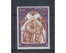 1972 - LOTTO/5701 - MONACO - CROCE ROSSA MONEGASCA 1v.