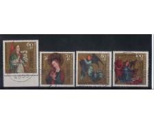 1991 - LOTTO/616 - GERMANIA FEDERALE -  NATALE
