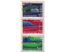 1982 - LOTTO/727U - LIECHTENSTEIN - MONDIALI CALCIO