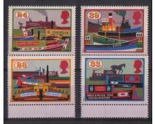 1993 - LOTTO/755 -  GRAN BRETAGNA - CANALI NAVIGABILI
