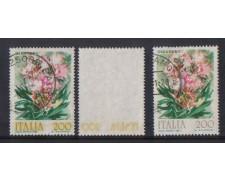 1981 - LOTTO/6736V - REPUBBLICA -  200 L. OLEANDRO VARIETA'